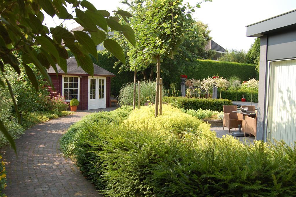 Rob van der linden tuinadvies ontwerpvoorbeelden - Huis in de tuin ...