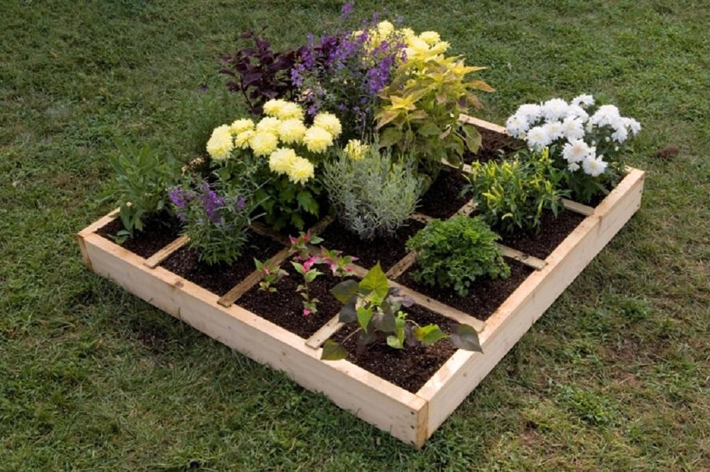 Vierkante Meter Tuin : Vierkante meter tuinieren insectengaas vierkante meter tuin